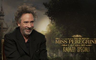Tim Burton presenta Miss Peregrine: il suo stile, i mostri, il successo