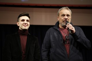 Il permesso – 48 ore fuori, Claudio Amendola e Giacomo Ferrara al Noir in Festival