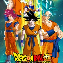 Locandina di Dragon Ball Super