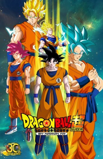 Locandina di Dragon Ball Super