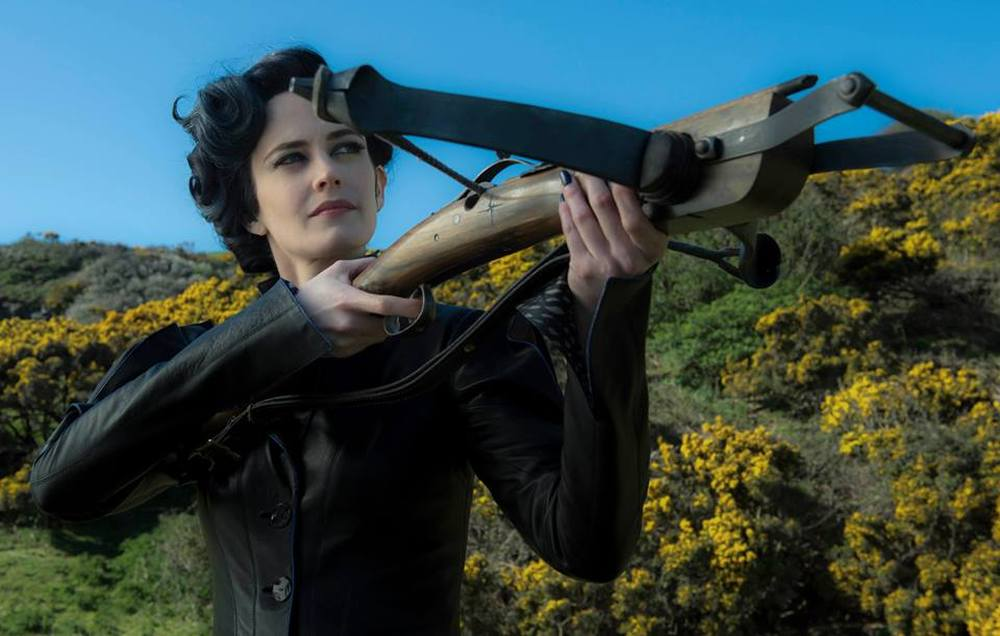 Miss Peregrine's Home for Peculiar Children: l'attrice Eva Green in una foto del film