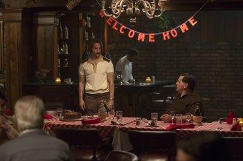 Quarry: il protagonista Logan Marshall-Green in un'immagine della serie