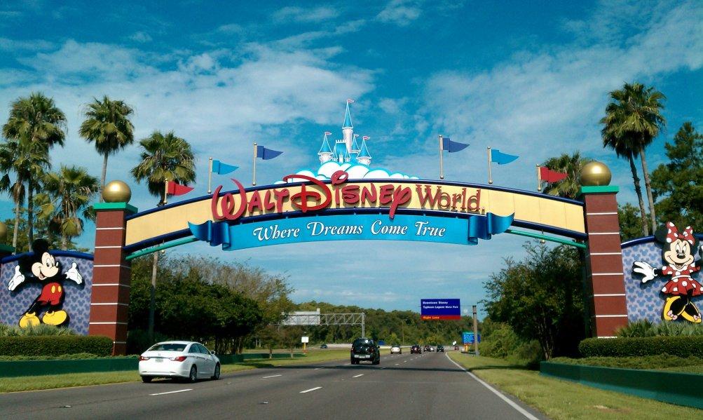 Benvenuti a Disney World