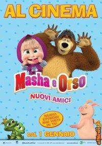 Masha e orso – Nuovi amici in streaming & download