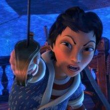 La Regina delle nevi 2: una scena del film animato