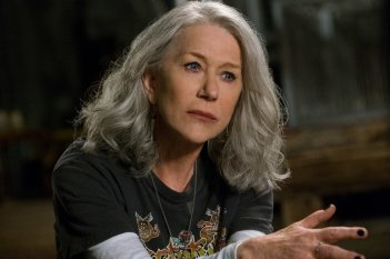 Collateral Beauty: Helen Mirren in una scena del film