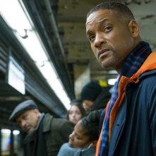 Collateral Beauty: Will Smith in una scena del film