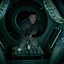 Life - Non oltrepassare il limite: un'immagine di Ryan Reynolds nell'astronave