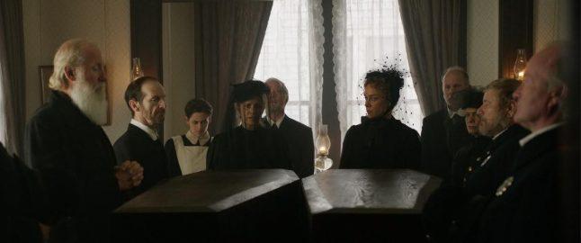 Lizzie:la prima foto ufficiale del film
