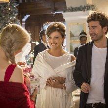 Mister Felicità: Alessandro Siani e Carla Signoris in una scena del film
