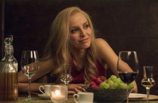 Mister felicità: Elena Cucci in una scena del film