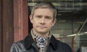 Sherlock: Martin Freeman suggerisce che la quarta stagione sarà l'ultima?