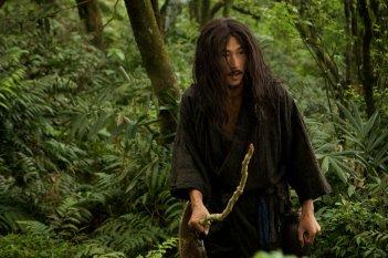Silence: Yôsuke Kubozuka in una scena del film