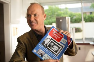 The Founder: Michael Keaton in un momento del film