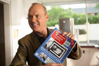 The Founder: Michael Keaton in un momento del film