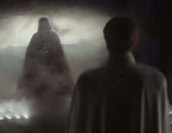 Rogue One: Darth Vader appare in una scena del film