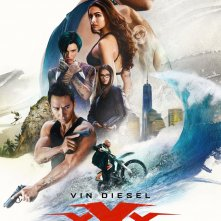 xXx: Return of Xander Cage, il nuovo poster del film