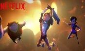 Trollhunters - Dreamworks - Featurette Guillermo del Toro