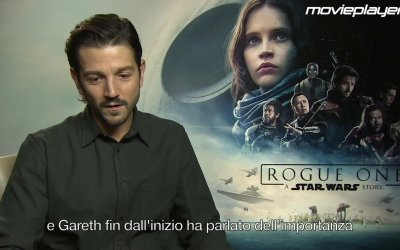 Rogue One: Video intervista a Diego Luna