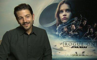 """Diego Luna su Rogue One: """"La Forza è amore, anche quando è tragico"""""""