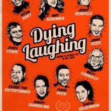 Locandina di Dying Laughing