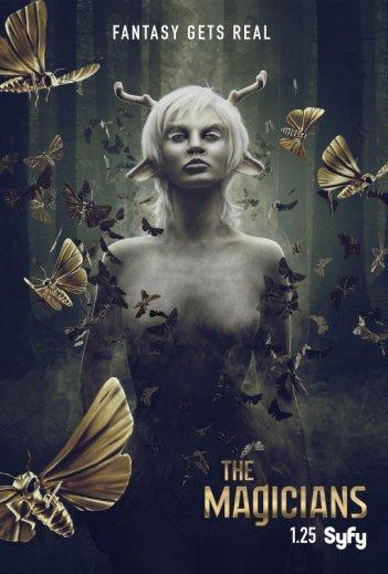The Magicians: una locandina per la seconda stagione