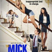 The Mick: il poster della serie