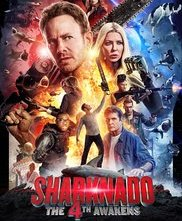 Locandina di Sharknado 4: The 4th Awakens
