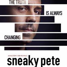 Sneaky Pete: il poster della serie
