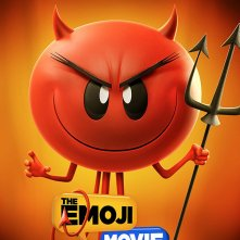 The Emoji Movie: uno dei character poster
