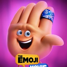 The Emoji Movie: il character poster di Hi5
