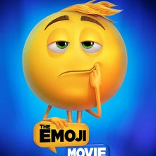 The Emoji Movie: il character poster di Meh