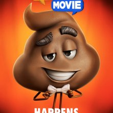 The Emoji Movie: il character poster di uno dei personaggi