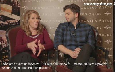 Downton Abbey: l'intervista a Michael Fox e Phyllis Logan