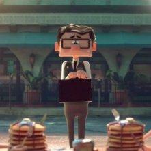 Testa o cuore: un momento del corto d'animazione