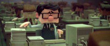 Testa o cuore: un'immagine tratta dal corto d'animazione