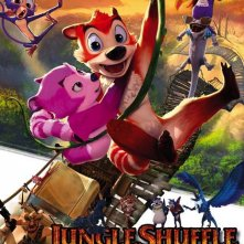 Locandina di Jungle Shuffle