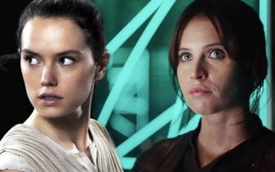 Star Wars e il risveglio delle eroine: differenze e affinità tra Rey e Jyn