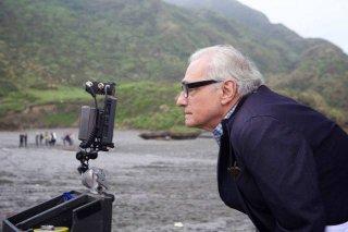 Silence: Martin Scorsese durante le riprese
