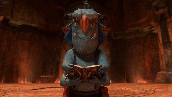 Trollhunters: una delle simpatiche creature della serie
