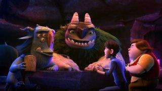 Trollhunters: un'immagine di alcuni protagonisti della serie