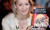 J.K. Rowling: il sito ufficiale va online... e crasha!