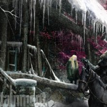 The War - Il pianeta delle scimmie: un concept art del film