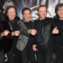 Pooh - L'ultimo concerto: un'immagine promozionale del nuovo tour del gruppo italiano
