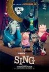 Locandina di Sing