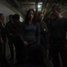 Van Helsing: una foto dei protagonisti della serie