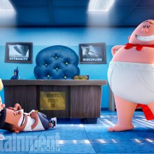 Captain Underpants: la prima foto ufficiale del film