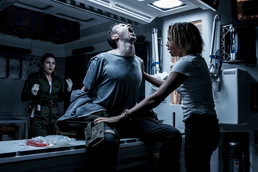 Alien: Covenant - Un'immagine del film