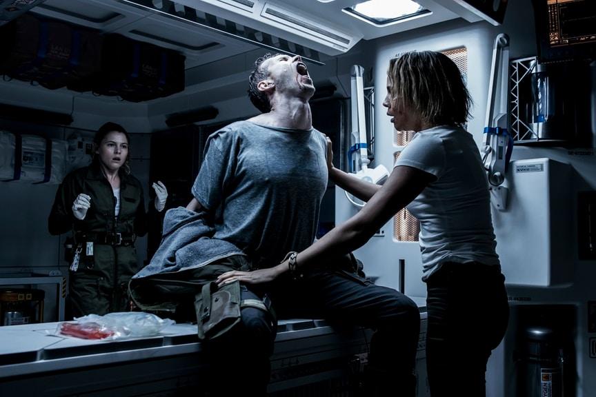 Alien: Covenant - Un'immagine del film
