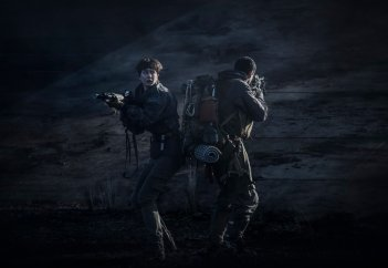Alien: Covenant - Katherine Waterston in una foto del film